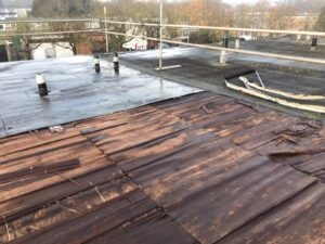 Flat Roof Replaced in Milton Keynes 1a