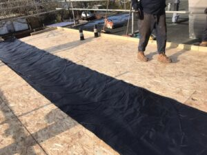 Flat Roof Replaced in Milton Keynes 5