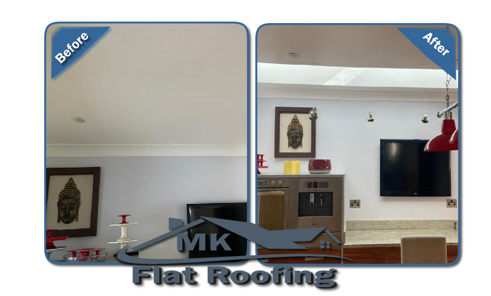 MK Roofing in Milton Keynes Roofing Before and After 10