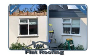 MK Roofing in Milton Keynes Roofing Before and After 11