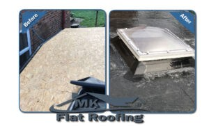 MK Roofing in Milton Keynes Roofing Before and After 12