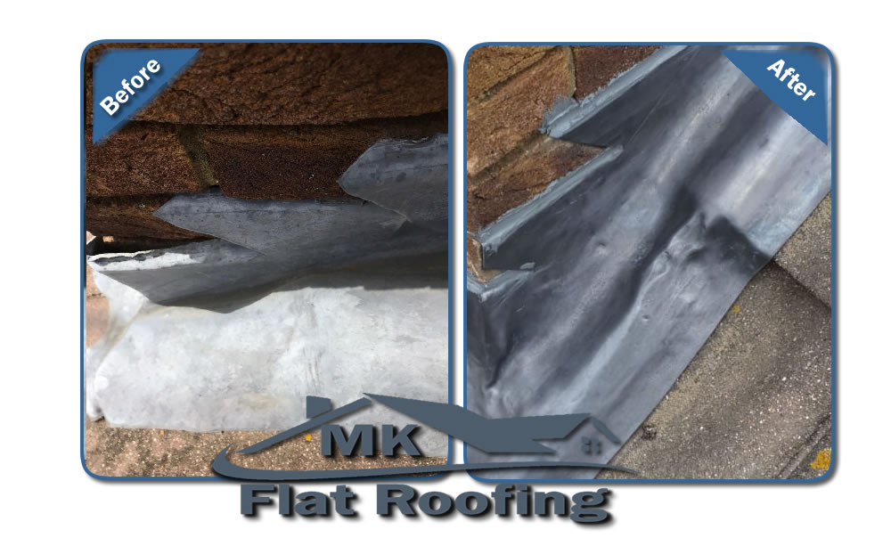 MK Roofing in Milton Keynes Roofing Before and After 15