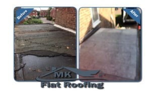 MK Roofing in Milton Keynes Roofing Before and After 16