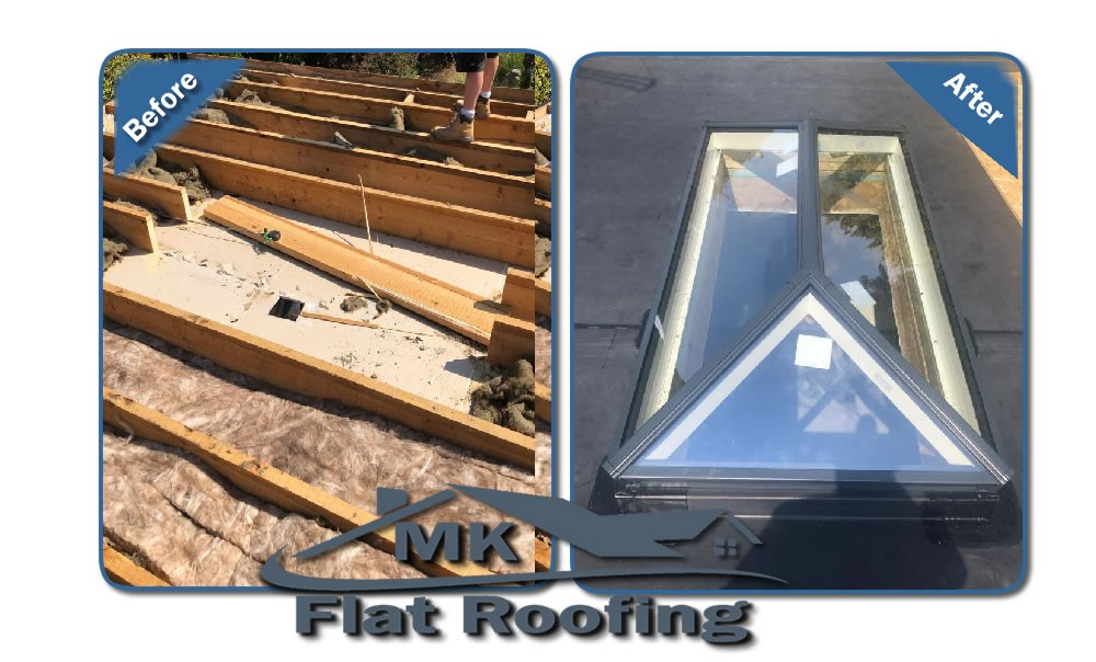 MK Roofing in Milton Keynes Roofing Before and After 18