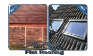 MK Roofing in Milton Keynes Roofing Before and After 5