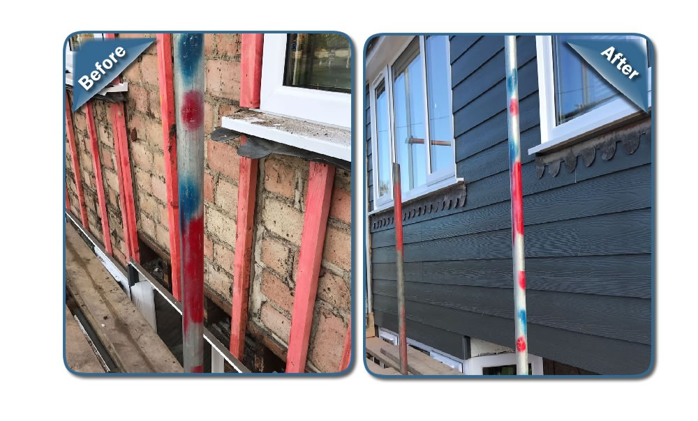 MK Roofing in Milton Keynes Roofing Before and After 9
